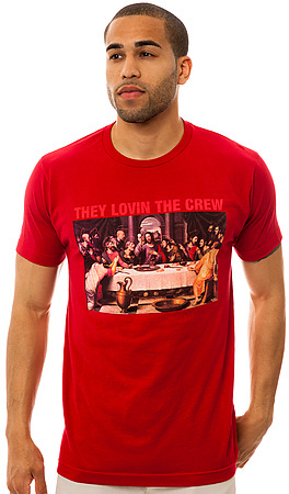 Lovin Dope Boy Magic The They The Crew Tee