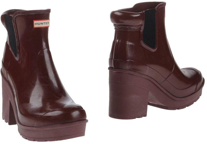 HunterHUNTER Ankle boots