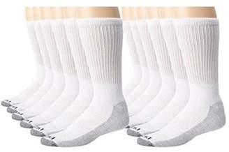 Dickies 6-Pair Cushion Crew Crew Socks