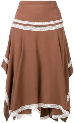 Chloé Kids draped skirt