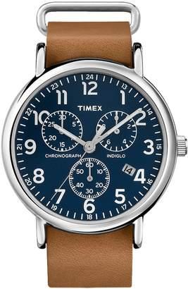 Timex Weekender Chrono Oversized
