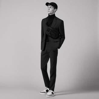 Sandro Virgin wool suit trousers