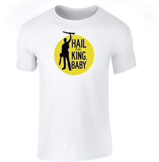 King Baby Studio PCG Pop Threads Hail To The King, Baby XL Short Sleeve T-Shirt