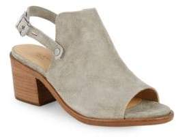 Rag & Bone Wyatt Leather Slingback Sandals