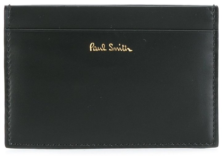 Paul SmithPaul Smith space print cardholder