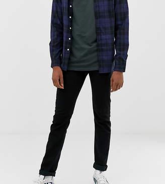 Levi's Levis big & tall 511 skinny jeans nightshine
