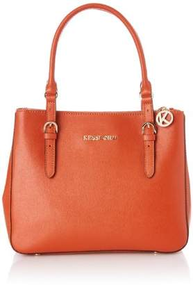 Kesslord Women's Suzie Top-Handle Bag Orange
