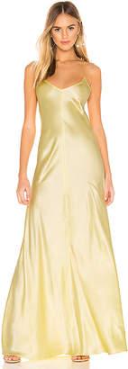 Amanda Uprichard x Back Dress