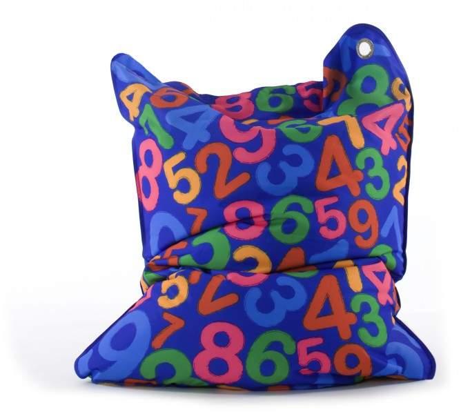 Sitting Bull Fashion Mini Numbers Sitzsack