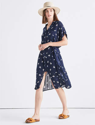 Lucky Brand FLORAL EMILY DRESS