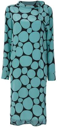 Marni mosaic dress