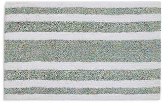 bluebellgray Mingled-Stripe Bath Rug