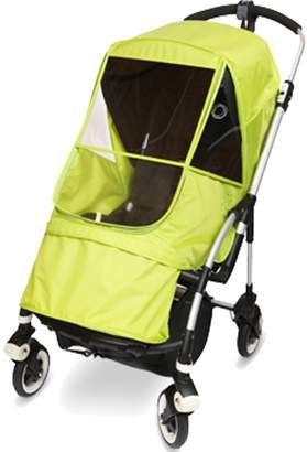 """Bugaboo [Manito bee plus Elegance Cover / Cover for only bee plus"""" Stroller and Pushchair, Rain Cover, Wind Weather Shield for outdoor strolling, Eye Protective Wide Windows"""