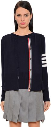 Intarsia Stripes Merino Wool Sweater Set $1,300 thestylecure.com