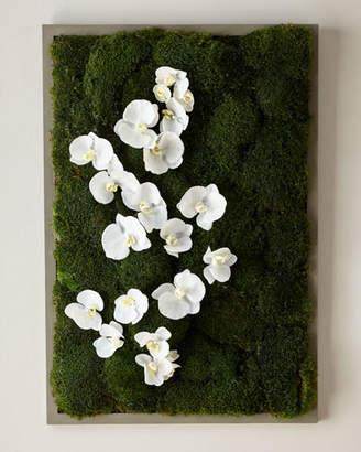 John-Richard Collection Butterfly Garden Wall Art