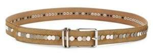 IRO (イロ) - IRO Embellished Leather Belt