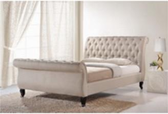 Baxton Studio Design Studios Antoinette Queen Platform Bed