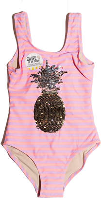 shade critters PALM BEACH Pineapple Sequin One-Piece