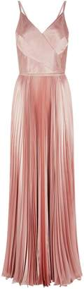 Ted Baker Efrona Pleated Maxi Dress