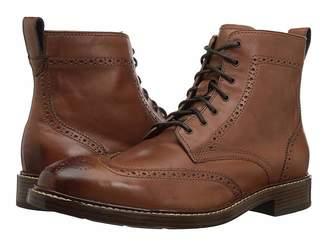 Cole Haan Kennedy Wingtip Boot Men's Boots