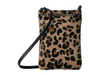 Leather Rock Aiden Cell Pouch