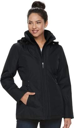 Details Women's Hooded Anorak Jacket