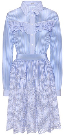 Miu Miu Miu Miu Cotton dress