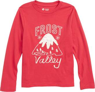 Tucker + Tate Frost Valley Applique T-Shirt
