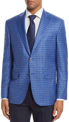 Jack Victor District Check Classic Fit Sport Coat