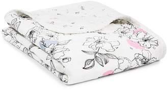 Aden Anais aden + anais Silky Soft Stroller Blanket, Meadowlark