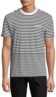 Calvin Klein Jeans Ottoman Striped Cotton Tee