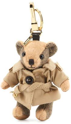 Burberry Thomas Trenchcoat Bear Bag Charm, Camel