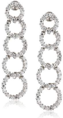 Alvina Alivna Cubic Zirconia and Sterling Silver Earrings
