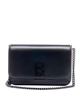 Balenciaga B Smooth Wallet On Chain