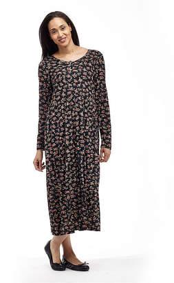 La Cera Women'S Printed Dress - Plus