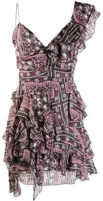 Isabel Marant enta ruffle dress
