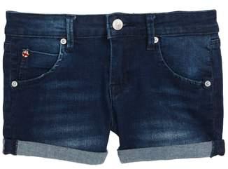 Hudson Roll Cuff Denim Shorts
