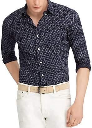 Polo Ralph Lauren Polo Anchor-Print Classic Fit Shirt