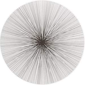 Tisch New York Graphic Lines Placemat - Black