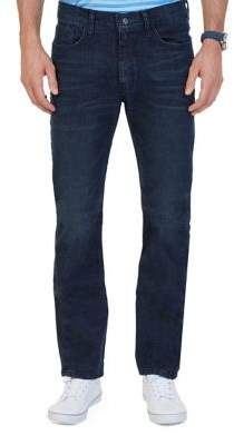 Nautica Stretch Straight-Leg Jeans