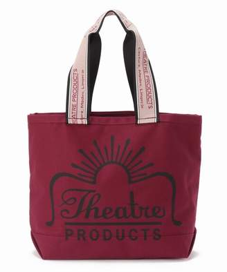 """Theatre Products (シアター プロダクツ) - BOICE FROM BAYCREW'S """"BOICE EXCLUSIVE"""" THEATRE PRODUCTS キャンバスロゴトートBAG"""