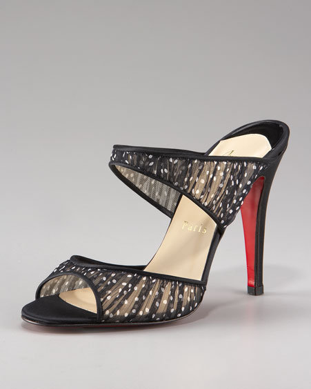 Christian Louboutin Mary Jane Slide