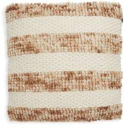 Safavieh Loop Weave Wool Throw Pillow