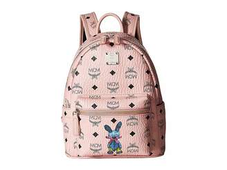 MCM Rabbit Backpack Mini