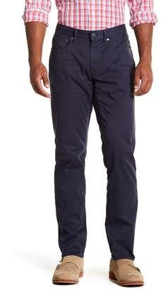 Brooks Brothers Solid Straight Leg Pants