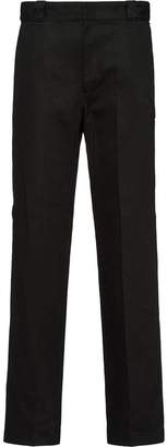 Prada wide-leg trousers