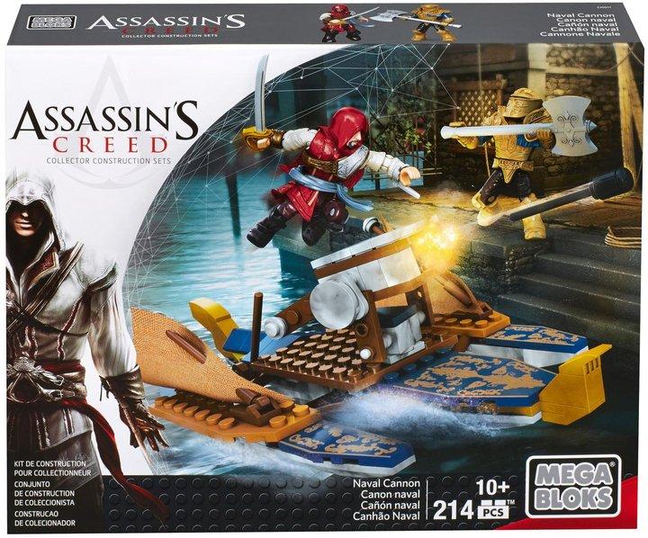 Mega Bloks Assassin's Creed War Boat