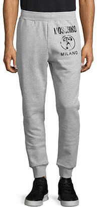 Moschino Logo Jogger Pants