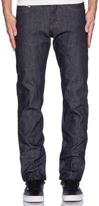 Naked & Famous Denim Denim Weird Guy Left Hand Twill Selvedge.