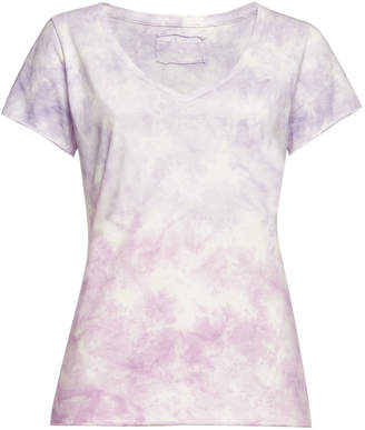 True Religion Batik Tie Dye Cotton T-Shirt